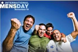 ¡Feliz Día Internacional del Hombre! ¿Ya sabes cómo celebrar?