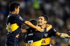 Goles del Boca Juniors vs Toluca (1-2) - Copa Libertadores 2013 - Video