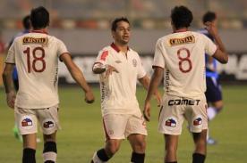 En vivo: Universitario vs Sport Huancayo (2-3) - Minuto a Minuto - Descentralizado 2013