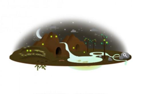 Día de la Tierra 2013: Google saluda con su ecológico Doodle interactivo