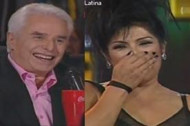 Video: Papá de Alejandra Guzmán quedó fascinado con imitadora de Yo Soy