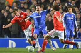 Final de la Europa League: Chelsea vs Benfica (2-1) - en vivo por ESPN / Fox Sports