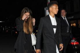 Selena Gomez salió a cenar con Jaden Smith
