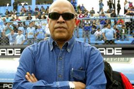 Roberto Mosquera: Quiero ser entrenador de la selección peruana