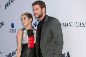 Miley Cyrus y Liam Hemsworth terminan su relación, según representantes