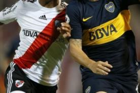 Video de goles: River Plate vs Boca Juniors (0-1) – Fútbol Argentino