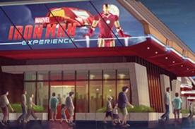 Disneyland: 'Iron Man Experience' será nueva atracción inspirada en personaje de Marvel