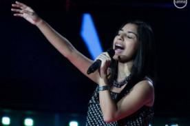 La Voz Perú: Marianelle Mezarina impacta al jurado con tremendo talento - Video