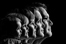 Creativas fotos para tomarse en familia