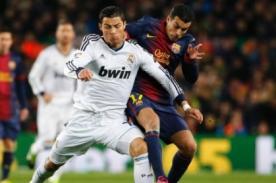 Liga BBVA en vivo: Barcelona vs Real Madrid por ESPN hoy a las 11:00 am