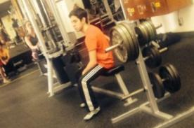 'Johnny' de AFHS afirma que es un reto para él mantenerse en forma