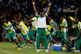 Selección de Nigeria aseguró su presencia en el Mundial Brasil 2014