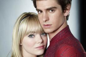 Amazing Spider-Man 2: Emma Stone y Andrew Garfield posan juntos