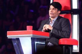 Jerry Rivera brindará concierto antes de despedirse del Perú
