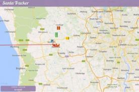 Rastrea a Papá Noel: Santa Tracker de Google está disponible para Android
