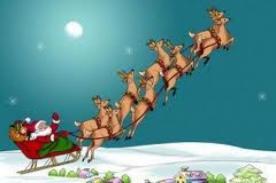 Cuenta a los niños la verdadera historia de Papá Noel en Navidad