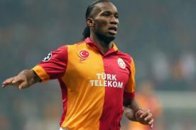 Didier Drogba: Jugaré los dos partidos de local en Champions League