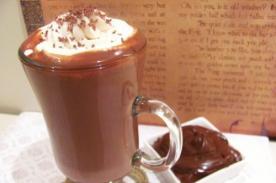 Recetas de Navidad: Cómo hacer un chocolate caliente de nutella