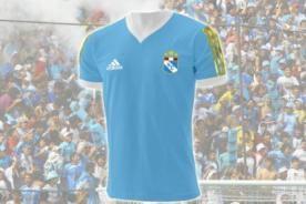 Sporting Cristal: Ésta será la nueva camiseta para el Descentralizado 2014
