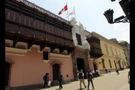 Cancillería publicó documento de alegatos de Perú en La Haya