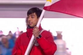 Sochi 2014: Patinador filipino hipotecó su casa para competir en los Juegos Olímpicos