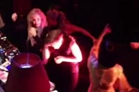 Lorde bailó con Katy Perry y Ellie Goulding tras los Brit Awards (Video)