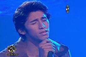 Yo Soy: Daniel Lazo presentó su primer single 'Si no es contigo' - Video