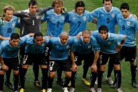 Brasil 2014: Uruguay podría quedar fuera del Mundial