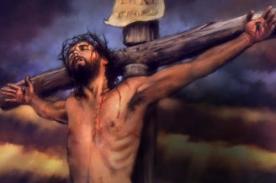 Semana Santa 2014: ¿Cuáles fueron las 7 palabras de Jesús en la cruz?