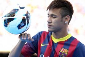 Neymar y Jordi Alba estarán de baja en el Barcelona por lesión