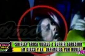 Shirley Arica fue agredida y bañada en cerveza en discoteca [VIDEO]