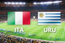 Italia vs Uruguay ATV En Vivo - Mundial Brasil 2014 (Hora Peruana)
