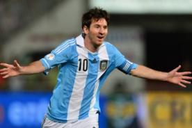 Messi y la polémica tras ganar el Balón de Oro del Mundial 2014