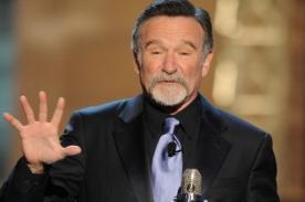 ¿Murió el actor Robin Williams a los 63 años?