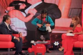 Alan García fue 'trolleado' en vivo por la Paisana Jacinta [VIDEO]