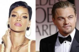 ¿Rihanna se mudó a la casa de Leonardo Dicaprio?