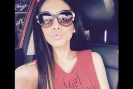 Esto Es Guerra: Jazmín Pinedo sería sancionada por llamar a Amor Amor Amor