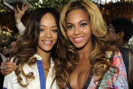 ¿Beyoncé le tiene celos a Rihanna?