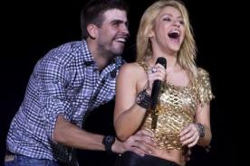 Shakira y Piqué amenazados por presunto video íntimo