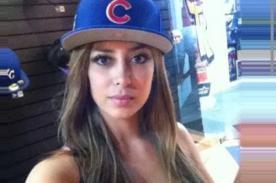 Claudia Ramírez impacta la web con diminuto vestido - FOTOS