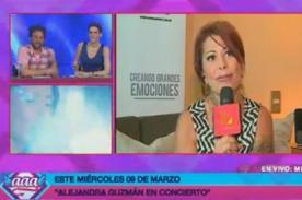 Amor Amor Amor: ¡Alejandra Guzmán sacó sus peores insultos contra Peluchín detrás de cámaras! - VIDEO