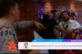 Loco Wagner insulta a productor por difundir sus videos intimos - VIDEO