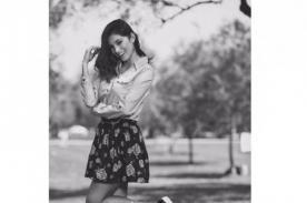 Instagram: Darlene Rosas muestra belfie de infarto - FOTO