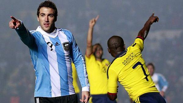 Video: Argentina vs Colombia (0 - 0) - Copa América 2011