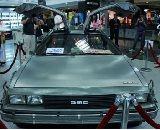 Automóvil de Volver al Futuro es subastado