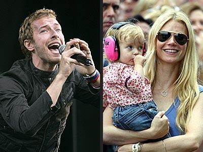 Gwyneth Paltrow y Chris Martin piden autorización para levantar muro alrededor de su casa