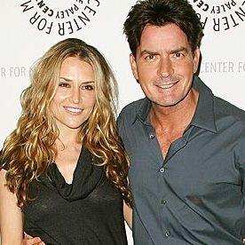 Charlie Sheen y Brooke Mueller llegan a un acuerdo sobre la custodia de sus hijos