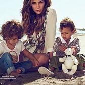J.Lo y sus hijos modelan para Gucci