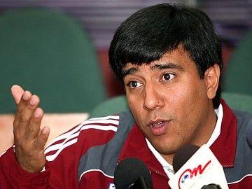 Técnico de Venezuela: Voy a denunciar a todos los periodistas con nombre y apellido