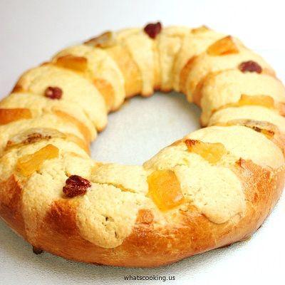 Roscón de Reyes, paso a paso